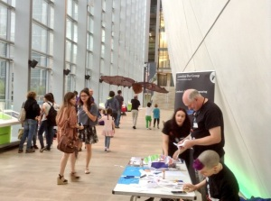 Batfest at the Natural History Museum in 2014